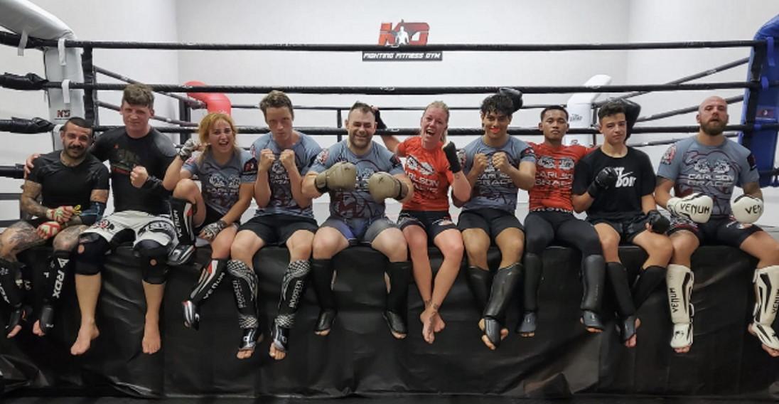 kickboks team